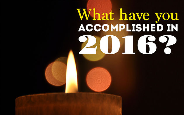 Accomplished in 2016