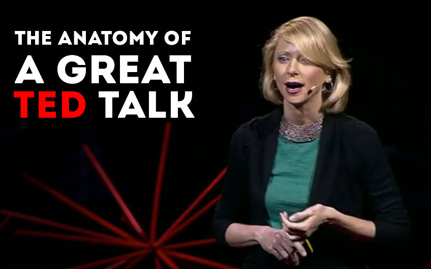 Anatomy of a TED TALK: Amy Cuddy