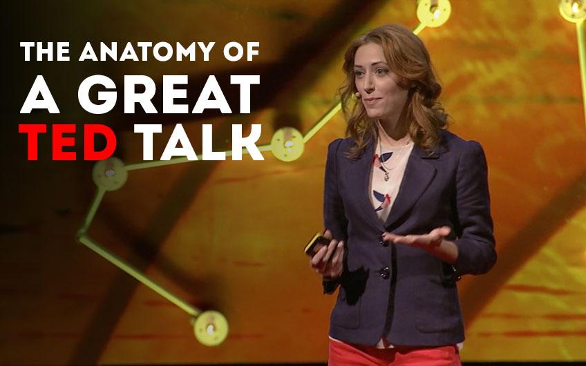 ANATOMY OF A TED TALK: Kelly McGonigal