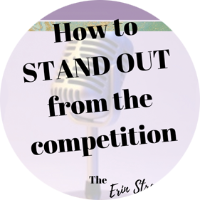 How to Stand Out from the competition podcast