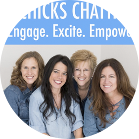 4 chicks chatting Podcast