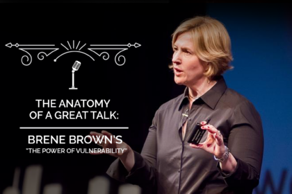 The Anatomy of a TED Talk - Brene Brown