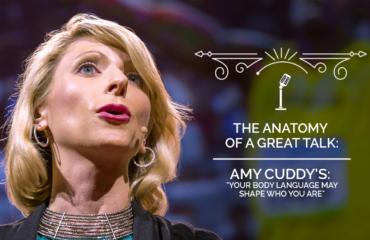 The Anatomy of a TED Talk - Amy Cuddy