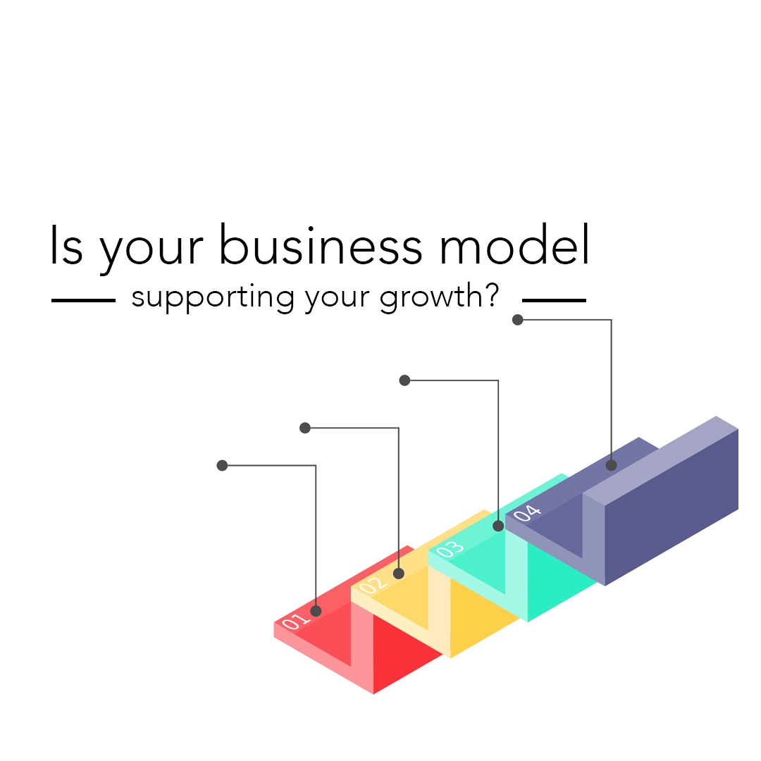 Is your business model Supporting your growth