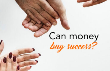 Can money buy success?