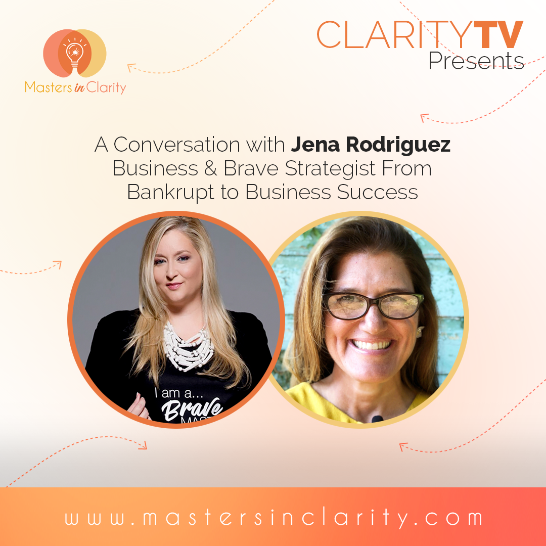 A conversation with Jena Rodriguez