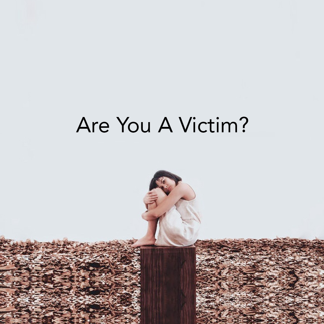 Are you a victim?