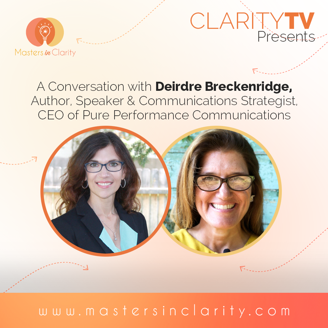 A conversation with Deirdre Breckenridge