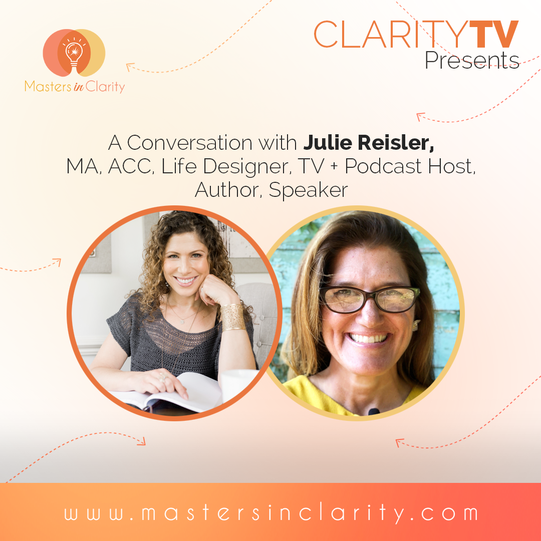 A conversation with Julie Reisler