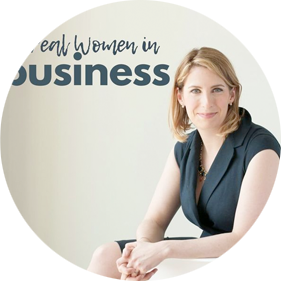 Real woman in business - Podcast