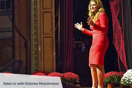 Dolores Hirschmann Speaking