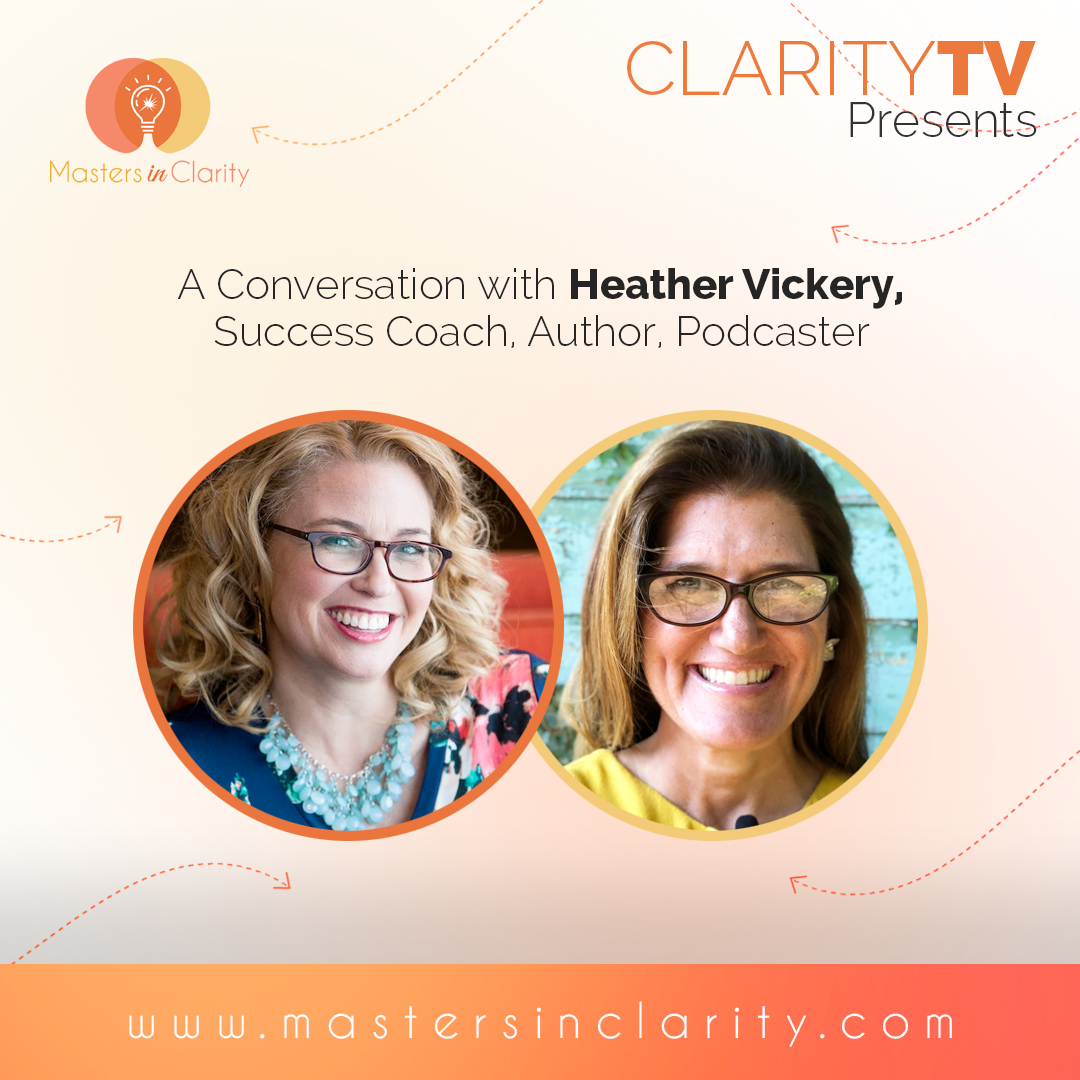 A conversation with Heather Vickery