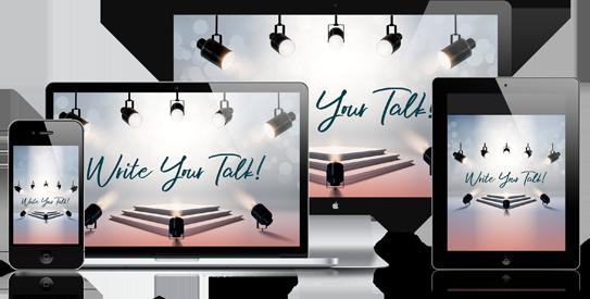 Write Your Talk Program