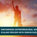 MIC 1 Sigrun GUDJONSDOTTIR   Empowering Women Entrepreneurs