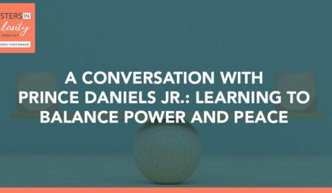 MIC 3 Prince Daniels Jr | Power And Peace